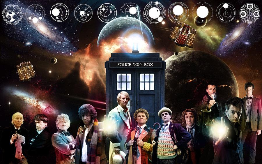 11 Doctors by Dustin Von Doom