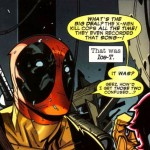 Deadpool manages to confuse Ice T with the X-Men