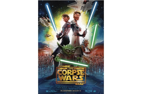 Zombie Wars: The Corpse Wars