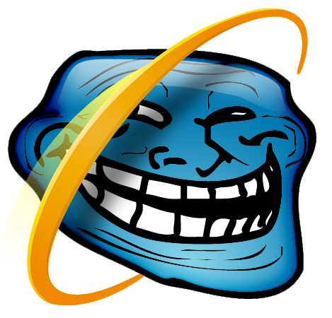 IE+6+troll+internet+explorer+browser+trollface