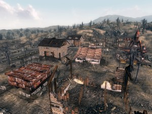 Towns like Andale are home to some mankind's last survivors and occasionally some dark secrets.