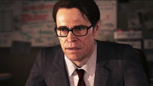 The cast of Beyond: Two Souls is capable of rivaling many major Hollywood productions.