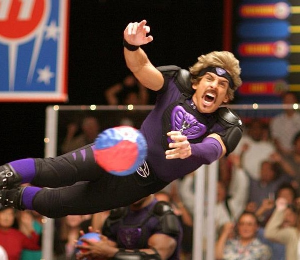 dodgeball sequel  happening geek pride
