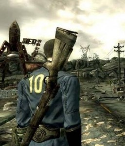 Bethesda purposefully bestowed a generic title upon Fallout 3's protagonist so the player becomes at one with their unique vault dweller.