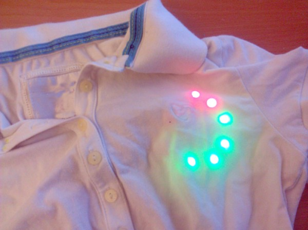 The cool arc reactor-style receiver
