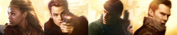 Star Trek: Into Darkness Banner