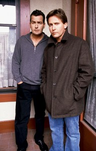 Admittedly an old picture, here's the two most famous Esteves brothers.