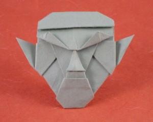 Spock Origami