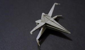 Xwing Origami