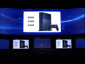 At $399, the PS4 is priced significantly lower than the original launch price of PS3 in 2006 and just slightly higher than the Xbox 360 in 2005.