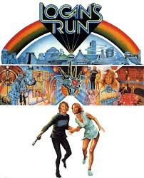 Logan's Run 1976 movie poster