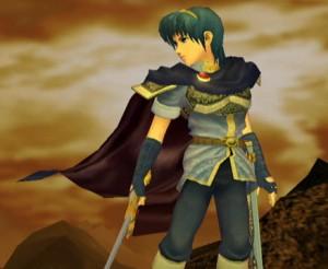 Look at him. So dreamy. (copyright Nintendo)