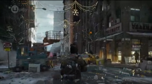Ubisoft's surprise announcement Tom Clancy's The Division stole the show.