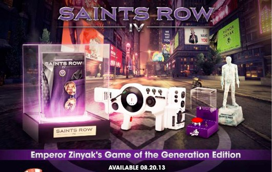 Saint's Row IV: Game Of The Generation Edition
