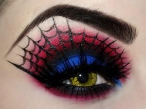 spiderman look