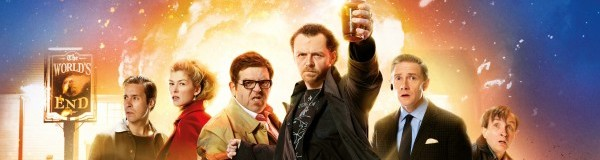 The World's End Header