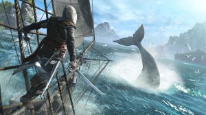 PS4 launch titles like Assassin's Creed IV: Black Flag will be playable on Vita via Remote Play.