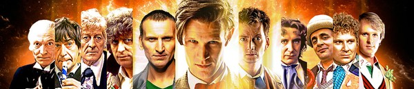 Doctor Who 50th Anniversaty