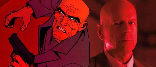 Red 2 - Comicbook Brucie
