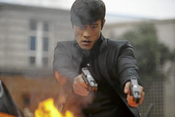 Lee kicks ass as expert assassin Han Cho Bai