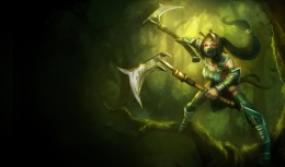 Akali: the Fist of Shadow