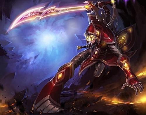 Master Yi: The Wuju Bladesman