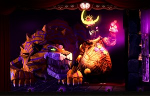 Despite it's flaws, Puppeteer is still one of the best looking exclusives on the PS3 and with full 3D TV support.