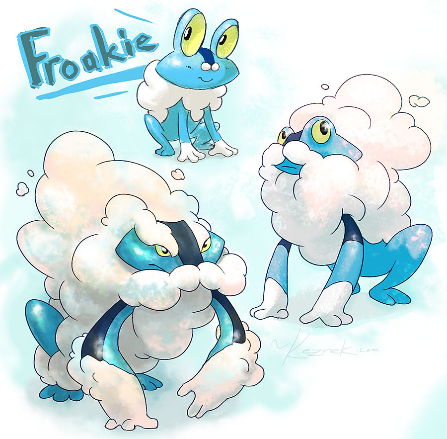 froakie_speculative_evolution_by_kezrek-d5qxbzq