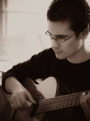 William Reyes: Guitarist/Co-manager