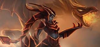 Shyvanna: The Half-Dragon