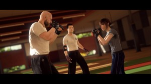 Beyond: Two Souls QTE combat sequences are based prompt-less movement prediction and largely fail as a result.