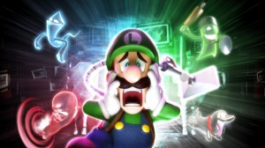 pictured: Luigi running from the ghosts of the good games he was in.