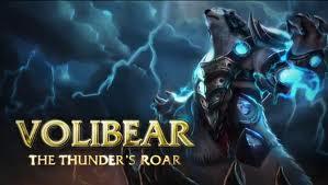 Volibear: The Thunder's Roar