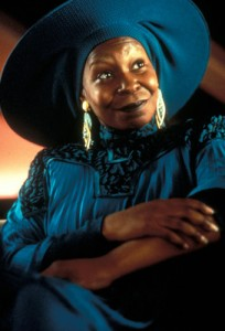 Whoopi Goldberg as Guinan, whose impact I was oblivious to.