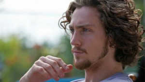 Aaron Taylor Johnson aka Quicksilver