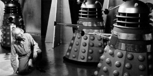 William Hartnell and the Daleks