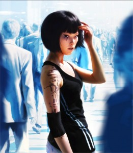 On another note I'm amazed Mirror's Edge is getting a Sequel