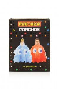 pacman poncho