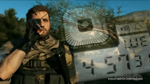 No game has had such realistic watch physics as MGSV!
