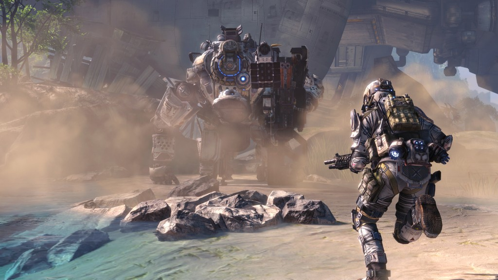 Titanfall, the most anticipated game of 2014