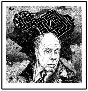 This is Jean Luis Borges, and thus this picture is completely and totally relevant. Honest.