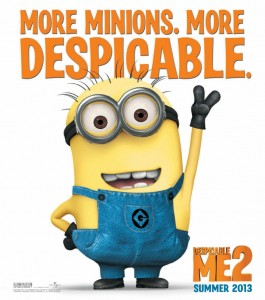 On a serious note, Fuck Minions.