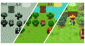 Artistic evolution is a tad more noticeable in games than other media...