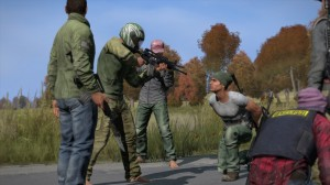 DayZ puts players in a massive online soviet-style post-apocalyptic world where the only thing scarier than the undead horde are the other human players.