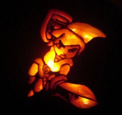 link-sword-pumpkin