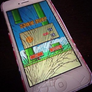 Probably the best review of Flappy Bird you'll ever see...