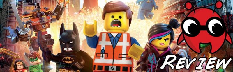 The Lego Movie Videogame Header