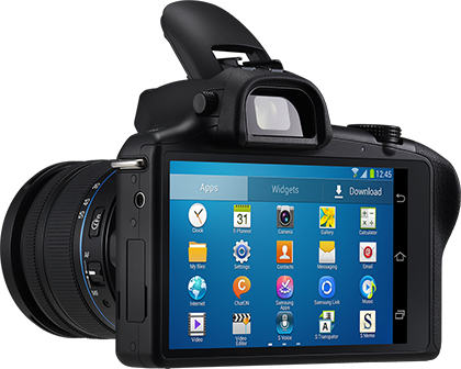 Samsung-galaxy-nx-Android-camera