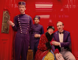 'The Grand Hotel Budapest' is just one of many promising films on offer this year.