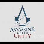 AC Unity Title Screen
